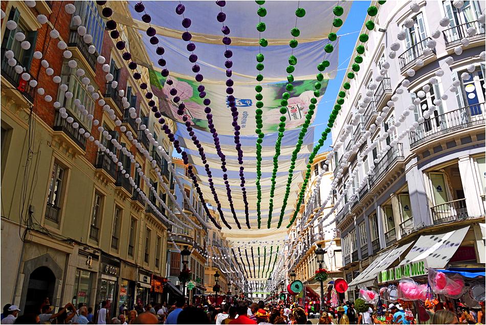 Feria de Agosto de Málaga