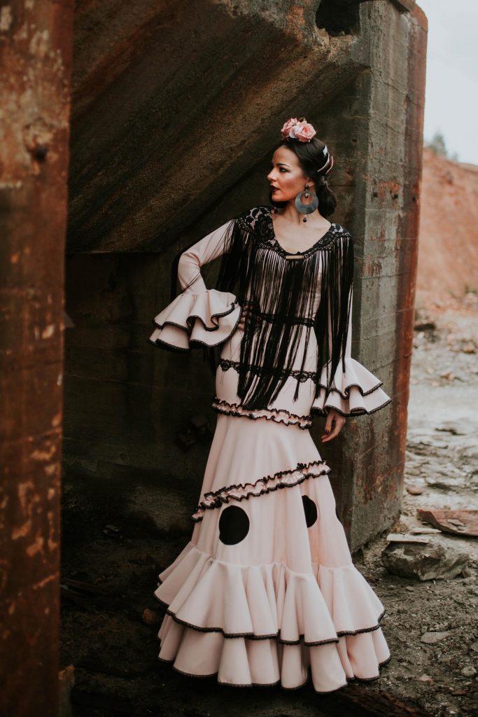 Trajes de flamenca online 2018